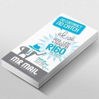 dl flyer leaflet printing