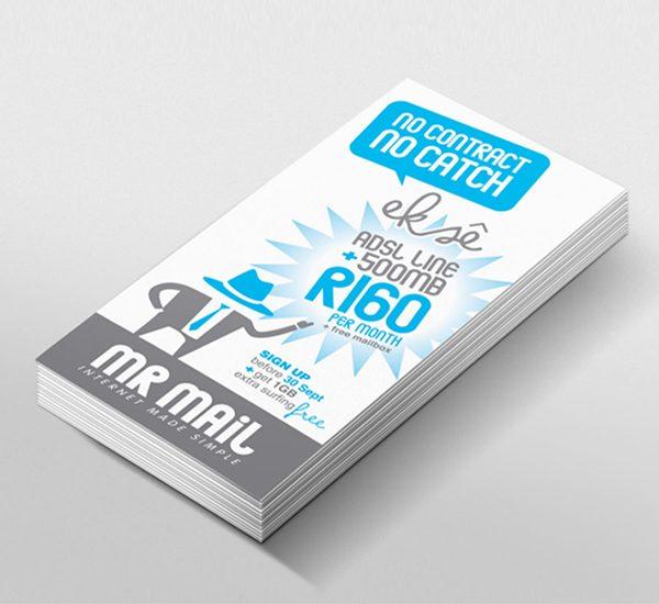 dl flyer leaflets